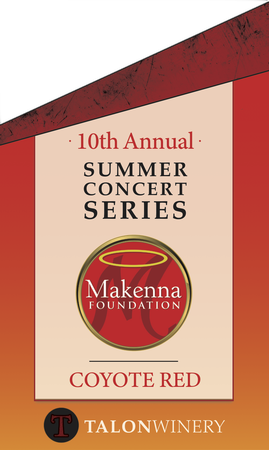 Makenna Foundation 2020 - Coyote Red