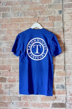 Talon Tee - Blue