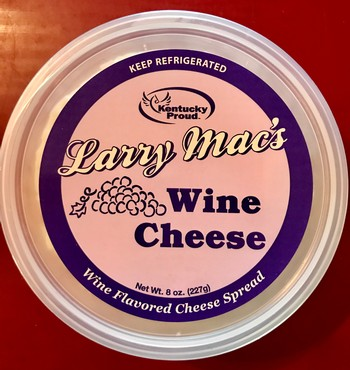 Larry Mac's Wine Cheese